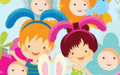Часопис за децу од 3 до 5 година АПРИЛ 2021
