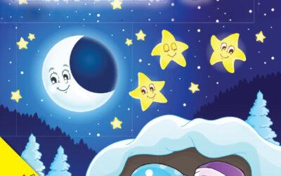 Часопис за децу од 3 до 5 година – JANUAR 2021