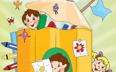 Часопис за децу од 3 до 5 година, СЕПТЕМБАР 2020